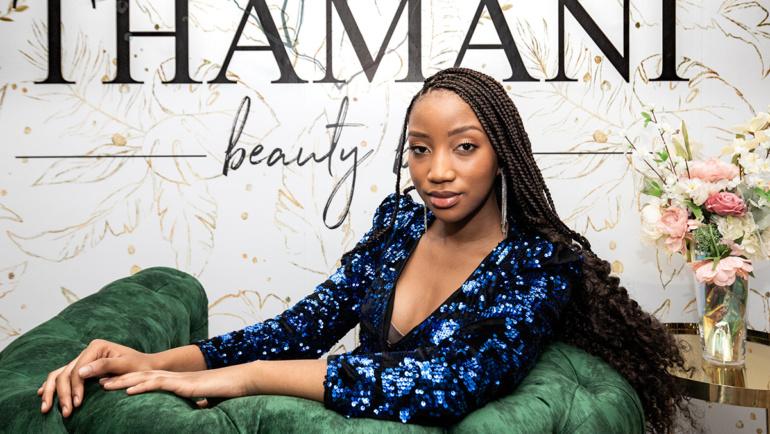 Thamani Beauty Bar Brand Ambassador
