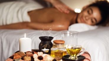 Thamani Beauty Bar Aromatherapy Massages