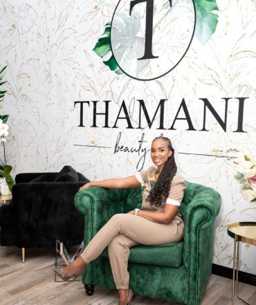 Thamani Beauty Bar Owner Gugu