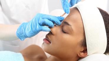 Thamani Beauty Bar Eyebrow Waxing